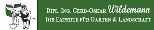 Logo von Dipl.-Ing. Gerd-Oskar Wildemann Garten- und Landschaftsbau