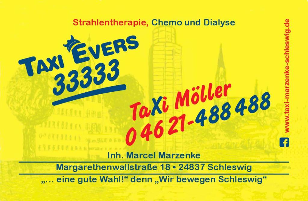 Bild zu Taxi Evers u. Taxi Möller in Schleswig