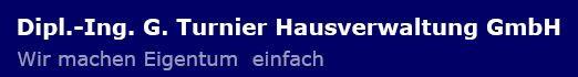 Bild zu Dipl.-Ing. G.Turnier Hausverwaltung GmbH in Hildesheim