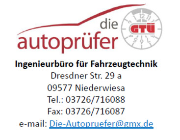 Bild zu Die Autoprüfer in Niederwiesa