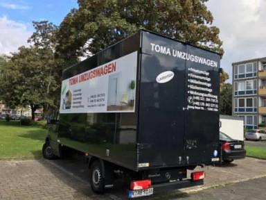 Bild zu Toma Umzug in Köln