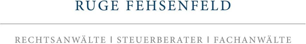 Bild zu RUGE FEHSENFELD Partnerschaft mbB Rechtsanwälte Steuerberater in Hamburg