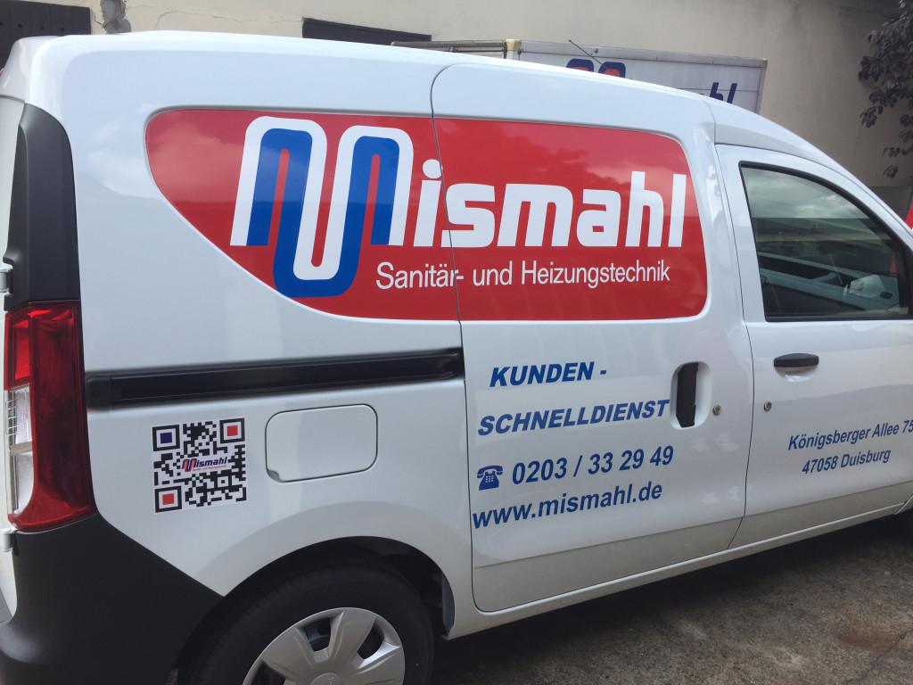 Bild zu MISMAHL Sanitär- und Heizungstechnik in Duisburg