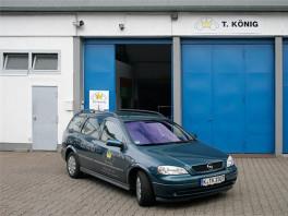 Toni König, KFZ-Betrieb, Klimaservice, Fahrzeugaufbereitung Köln