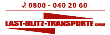 Bild zu Last - Blitz - Transporte GmbH in Frankfurt am Main