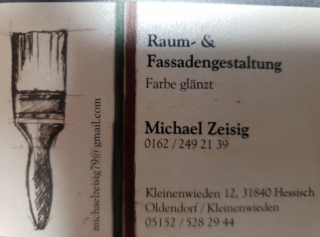 Bild zu Raum und Fassaden Gestaltung in Hessisch Oldendorf