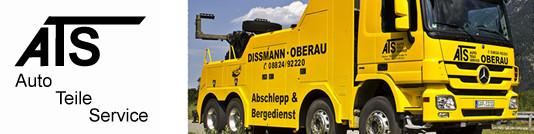 Logo von ATS Auto-Teile-Service Straubel und Altstetter GmbH