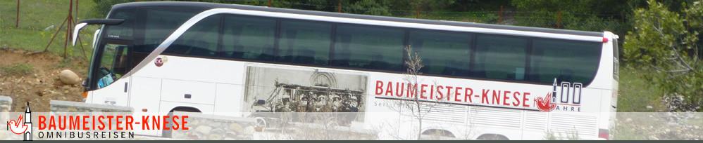 Bild zu Baumeister-Knese Omnibusreisen in Ulm an der Donau