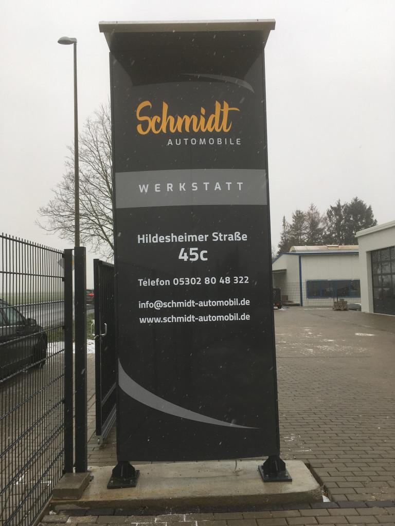 Bild der Schmidt-Automobile
