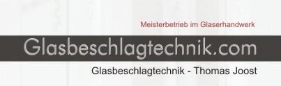 Bild zu Glasbeschlagtechnik Thomas Joost in Hohnstorf an der Elbe