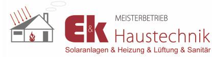 Bild zu EK Haustechnik GmbH in Mering in Schwaben