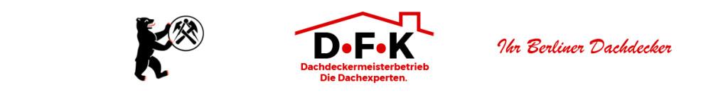 Bild zu DFK Dachdeckermeisterbetrieb GbR in Berlin