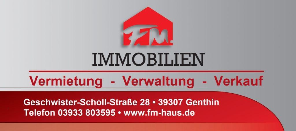 Bild zu Frank Immobilienmakler und Hausverwaltung Frank Müller in Genthin