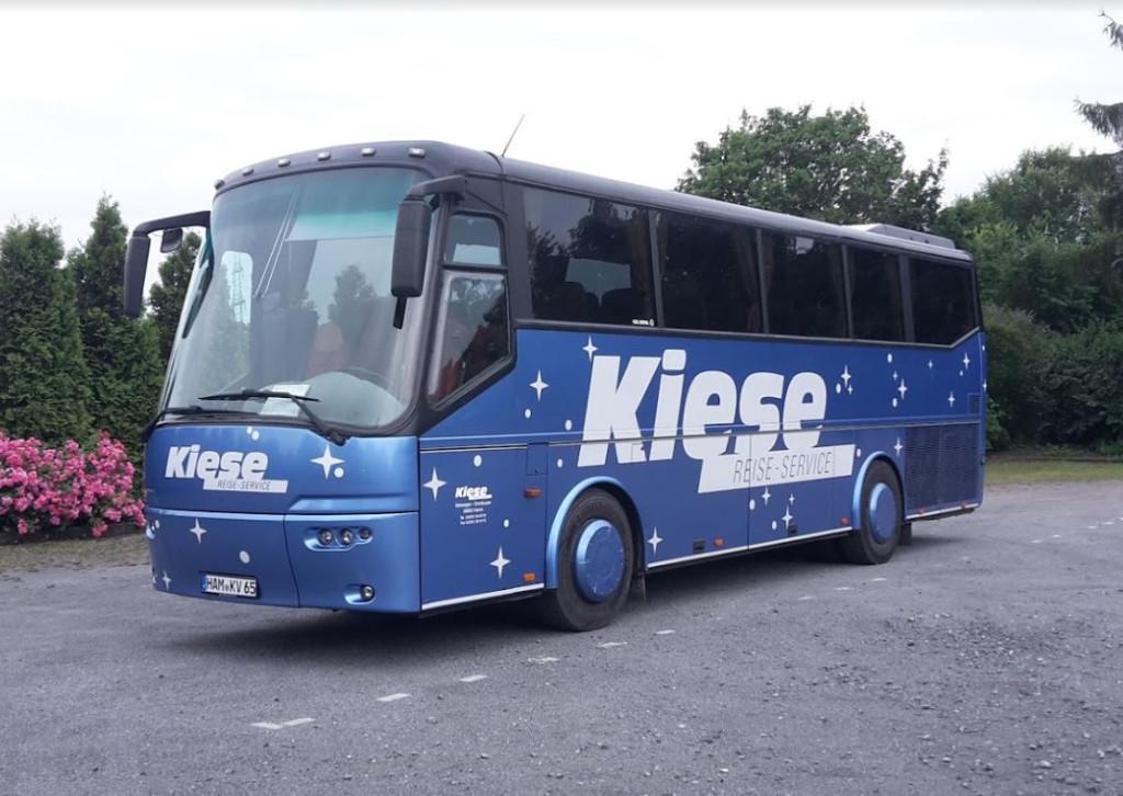 Bild zu Reiseservice Kiese - Reiseagentur, Busvermietungen & Personenverkehr in Hamm in Westfalen