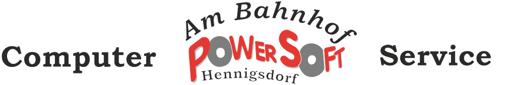 Bild zu Power-Soft Computerservice in Hennigsdorf