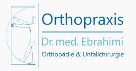 Logo von Dr. med. Ramon Ebrahimi, Facharzt für Orthopädie & Unfallchirurgie - Orthopraxis