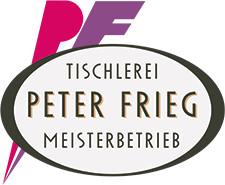 Logo von Tischlerei Peter Frieg