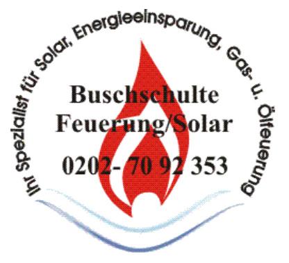 Bild zu Buschschulte Feuerung-Solar in Wuppertal