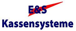 Logo von E+S Kassensysteme Inh. Ralf Stammerjohann