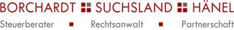 Logo von Borchardt + Suchsland + Hänel Steuerberater Rechtsanwalt Partnerschaft