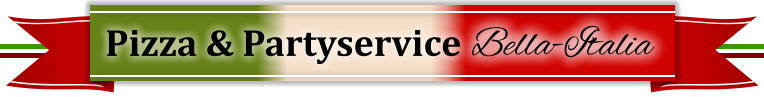Logo von Partyservice Bella Italia