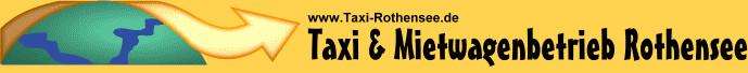 Bild zu Taxiunternehmen Ralf Rothensee in Neustadt bei Leinefelde Gemeinde Am Ohmberg