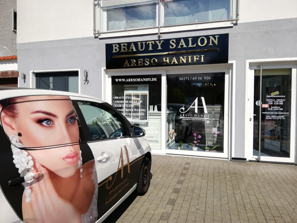 Bild der Areso Hanifi Beauty & Waxing Salon