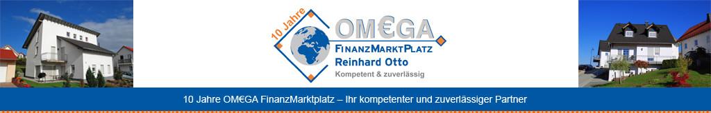 Logo von OM€GA FinanzMarktPlatz