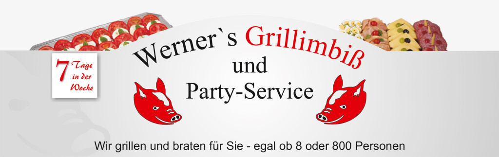 Bild zu Werners Grillimbiss und Party-Service in Melle