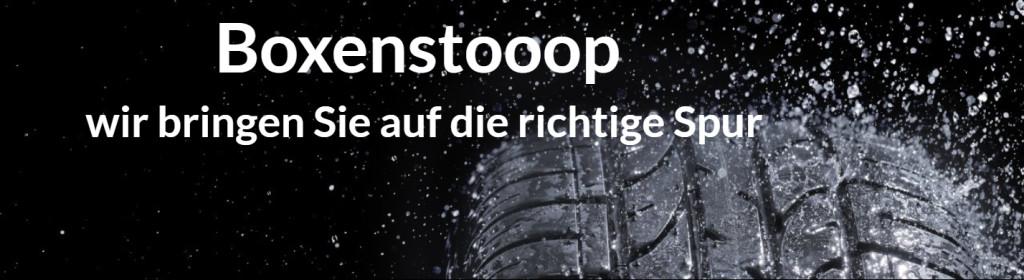 Bild zu Boxenstooop in Hannover