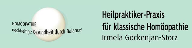 Bild zu Irmela Göckenjan-Storz Heilpraktikerin in Bornheim im Rheinland