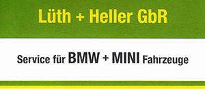 Logo von Lüth & Heller GbR Service für BMW + Mini Fahrzeuge