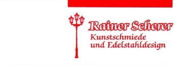 Bild zu Rainer Scherer Kunstschmiede und Edelstahldesign in Karlsruhe