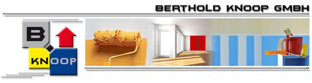 Bild zu Berthold Knoop GmbH Maler- und Lackierer in Herne