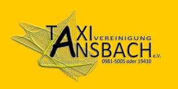 Bild zu Taxivereinigung Ansbach e.V. in Ansbach