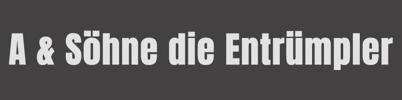 Bild zu A & Söhne die Entrümpler in Essen