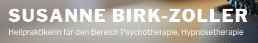 Bild zu Susanne Birk-Zoller Heilpraktikerin Psychotherapie in Flörsheim am Main