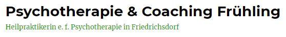 Bild zu Psychotherapie und Coaching in Friedrichsdorf im Taunus