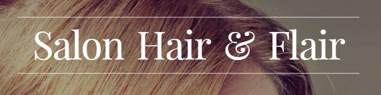 Logo von Salon Hair & Flair die Wohlfühloase am Freudensee