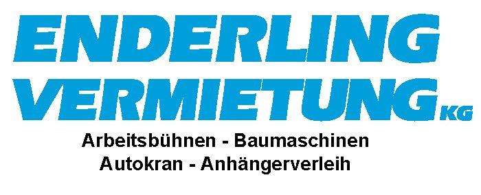 Bild zu Enderling Vermietung KG Arbeitsbühnen in Essen