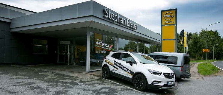 Bild zu Autohaus Stephan Breuer in Simmerath
