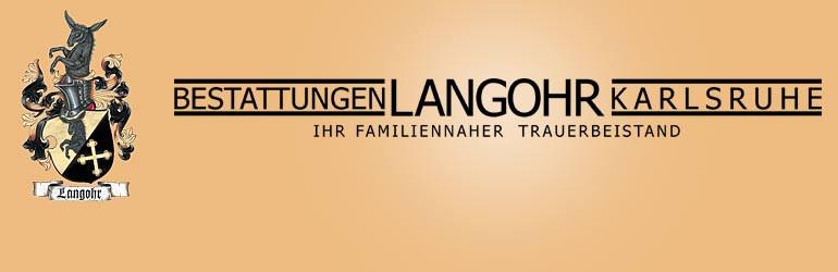 Bild zu Bestattungen Langohr in Karlsruhe