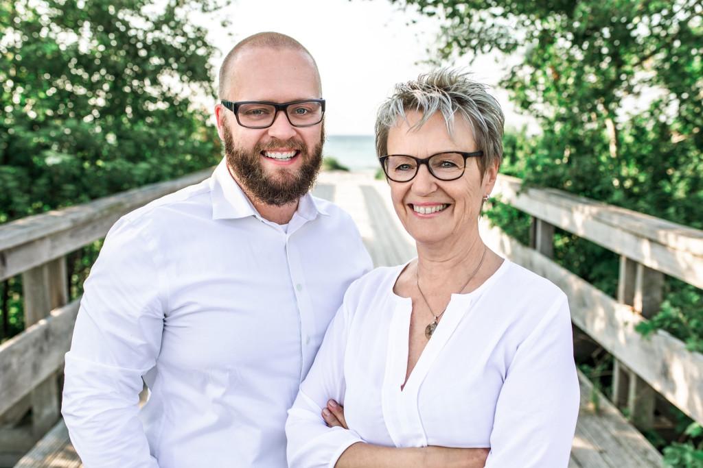 Bild zu Allianz Vertretungen Michaela Mendle-Thom und Oliver Mendle in Rostock