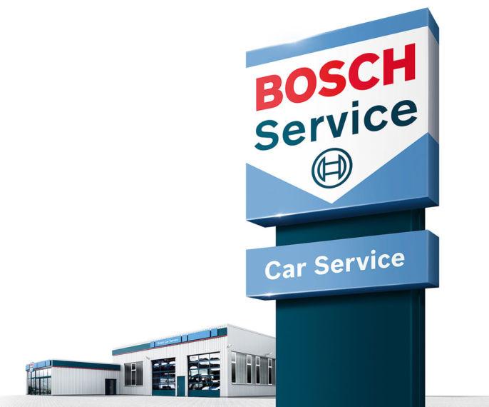 Bild der Bosch-Service Michael Poisl KFZ-Werkstatt