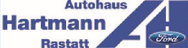 Logo von Autohaus Hartmann GmbH Rastatt