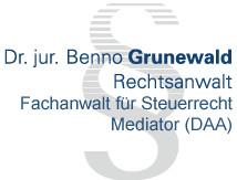Bild zu Rechtsanwalt Dr. Benno Grunewald in Bremen