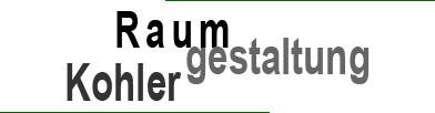 Logo von Kohler Raumgestaltung