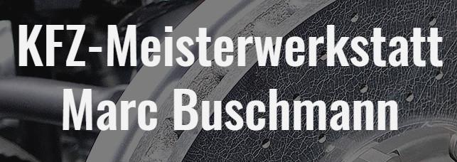 Logo von Kfz-Meisterwerkstatt Marc Buschmann