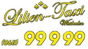 Bild zu Lilien-Taxi Wiesbaden in Wiesbaden
