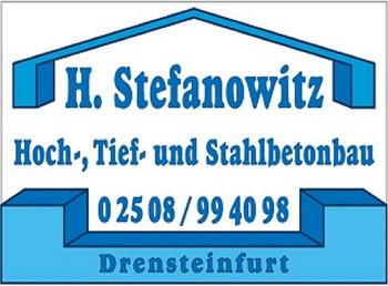Bild zu H. Stefanowitz Hoch-, Tief- und Stahlbetonbau in Drensteinfurt